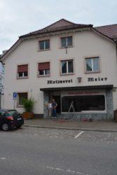 Uhren, Schmuck und Trauringe im ehemaligen Haus »Meier-Metzger«