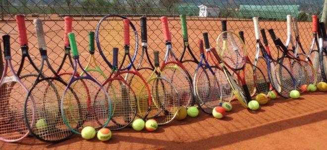 Kostenlose Schnupper-Tennis-Stunden beim TC Biberach