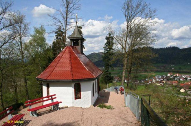 Gottesdienst bei der Konradskapelle