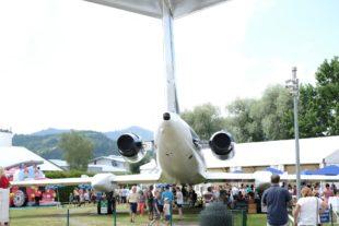 Ein tolles »Fliegerfest« in Biberach