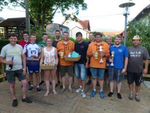 Tolles Wetter und spannender Spritzer-Wettbewerb sorgten für gelungenes Sommerfest