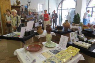 Ausstellung »Schreiber Keramik« im Storchenturm-Museum eröffnet