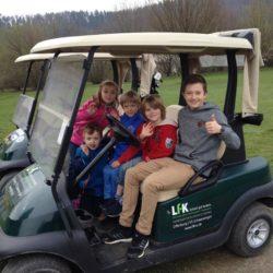 Starker Zuspruch beim Golferlebnistag