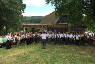 Jagdhornbläser feiern goldenes Jubiläum mit Musik, Kulinarik und viel Genuss