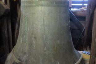 Sanierungsarbeiten im Glockenturm der Pfarrkirche gehen voran