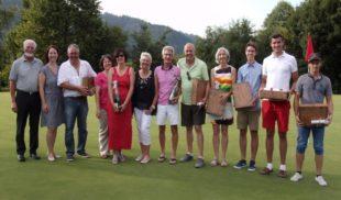Hohes Niveau beim Knauer-Golf-Cup