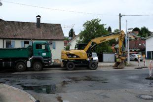 Lösung gefunden: Vorgarten macht Langholzlastern Platz