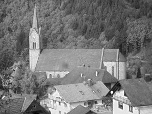 Elektroarbeiten an der Pfarrkirche St. Gallus