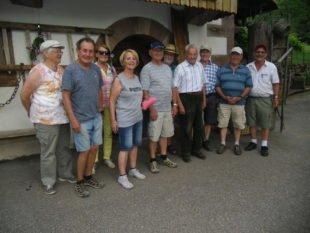 Seniorenwanderung nahm anderen Verlauf