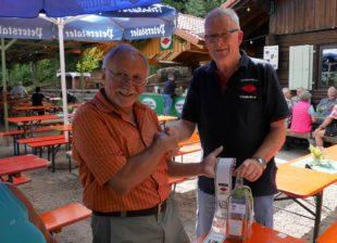 Besuch des Waldkulturhauses und Wasserspielplatzes in Bad Rippoldsau