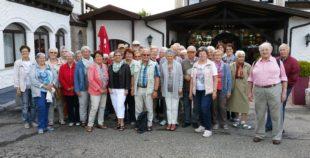 Bildungswerk reiste ins Salzkammergut und ins Dachsteingebirge