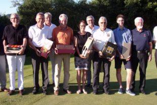 Jugendspieler Maximilian Wieckenberg  überragte Lions Benefiz-Golf-Turnier