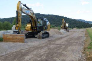 Großes Interesse an Bauplätzen in Unterentersbach vorhanden