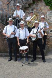 Flotte Dixiemusik und bluesige Ohrwürmer