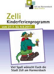 Zelli Kinderferienprogramm