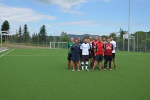 Am Wochenende rollt wieder der Fußball in Unterentersbach