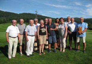 Die Breisgau-Senioren zu Gast im Gröbernhof