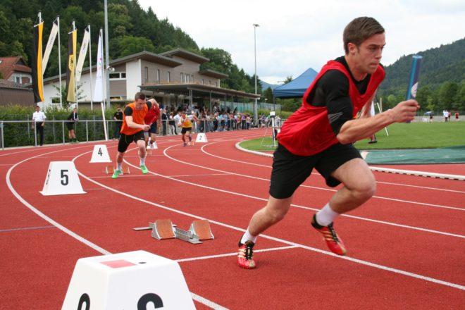 Polizeilandesmeisterschaft Leichtathletik 2017