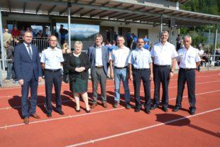 Fünf neue Stadion-Rekorde bei den Polizei-Landesmeisterschaften