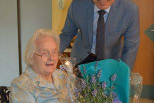 Rosalie Göhringer  feierte 85. Geburtstag