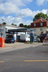 Tankstelle Kury ist jederzeit erreichbar