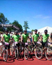 4 Wochen – 4 Wettkämpfe  für das Radteam »RADical«