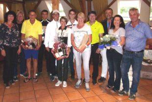 Maximilian Wieckenberg spielt Tagesrekord bei der  Gißler-Challenge