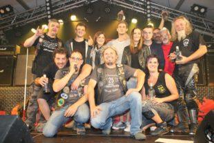 Motorradclub »Kurvengeister« feierte 25. Treffen