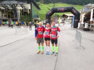 Silvretta-Marathon erwies sich als sehr »hard«