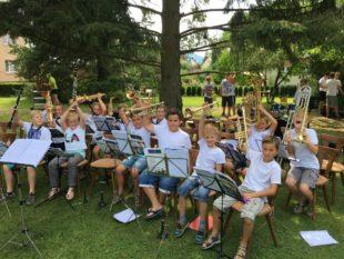 Bläserklasse: Musizieren macht Spaß