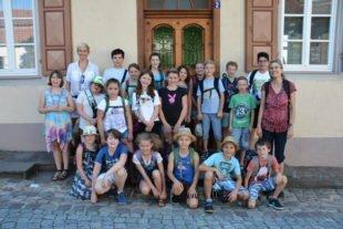 Grundschüler lernen neue Eindrücke bei der »Schwarzwälder Post« kennen