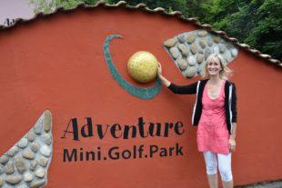 Adventure-Minigolf in Oberharmersbach