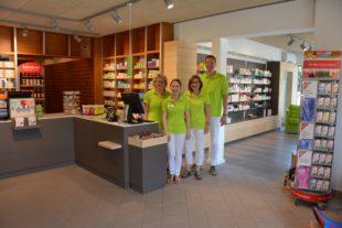 Apotheke am Kurgarten hat das Geschäft erweitert