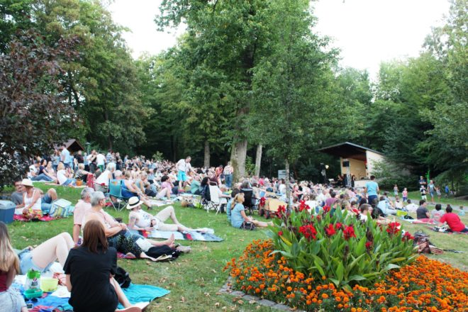 NoHocker-Party – Es lebe der Stadtpark