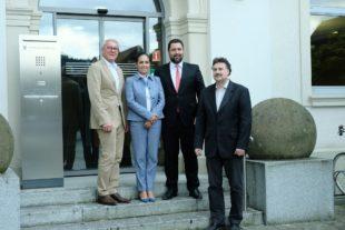 AZV verabschiedet Haslachs Bürgermeister a. D. Heinz Winkler