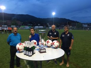 Landesligist SVO holt den Brandenkopf-Cup