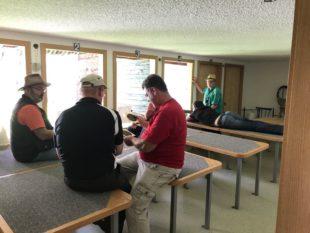 Teamevent beim Zeller Schützenverein