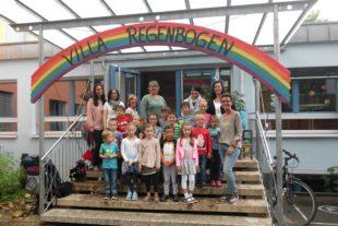 Zeit in der »Villa Regenbogen« geht für die Schulanfänger zu Ende
