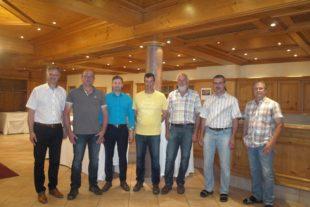 Volles Vertrauen: Frank Kasper  zum Vorsitzenden des WKO gewählt