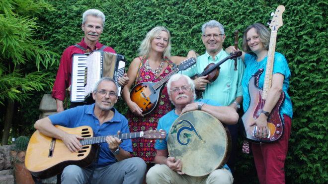 »Irish Night« am 15. Juli auf dem Mühlstein