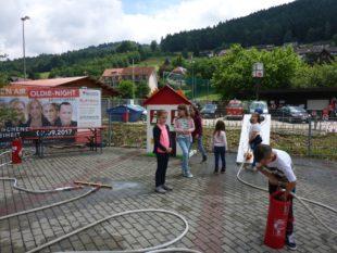 Rundum gelungenes Sommerfest der Freiwilligen Feuerwehr Nordrach