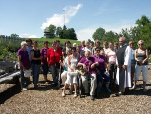 Landfrauen reisten in den Hegau
