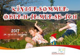 »Kindersommer Oberharmersbach« bietet Abwechslung an 37 Tagen