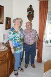 Rita und Aldo Carbone feiern ihre Goldene Hochzeit