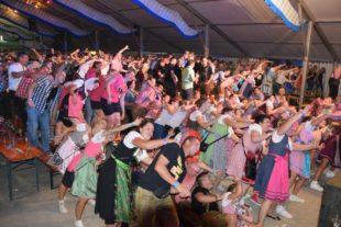 Heute geht das Volksfest mit Familientag und Handwerkervesper auf die Zielgerade