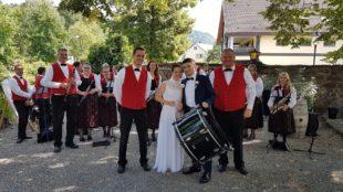 Franziska Laszlo und Matthias Stöhr sagten »Ja« zueinander