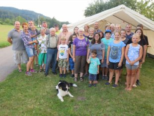 Grillfest der Jugend in Unterharmersbach