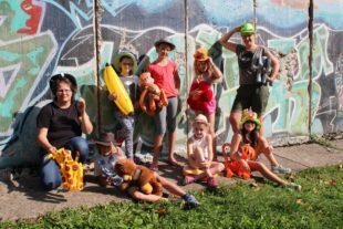 »Fotofreunde Zell« machten Kids für einen Tag zu Topmodels