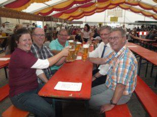 Oberharmersbach erlebte eine sprichwörtliche Bilderbuch-Kilwi