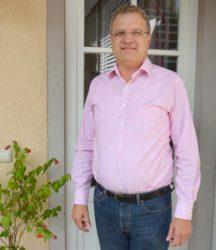 Aleksandar Jotov bewirbt sich in Oberharmersbach